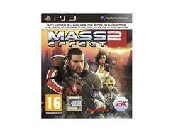 Jogo PS3 Mass Effect 2
