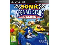 Jogo PS3 Sonic & Sega All-Stars Racing