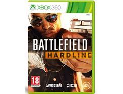 Jogo XBOX 360 Battlefield Hardline