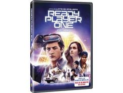 DVD Ready Player One: Jogador 1