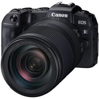 Máquina Canon EOS RP + 24-240mm + Adaptador EF a EOS R