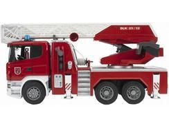 Camião dos Bombeiros de Brincar BRUDER Scania R-Series