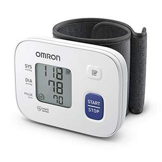 Medidor Tensão Arterial OMRON RS1 Branco