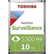 Disco Interno HDD 3.5'' TOSHIBA 10TB S300 SATA