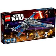 LEGO Star Wars: Resistance X-Wing Fighter