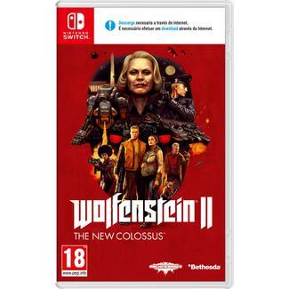 Wolfenstein II: The New Colossus Nintendo Switch