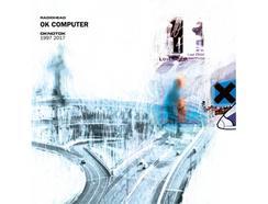CD Radiohead – Ok Computer Oknotok 1997-2017
