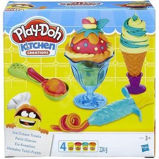 Gelados Deliciosos Play-Doh
