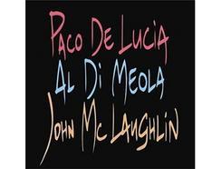 CD Paco De Lucia/John McLaughlin/Al Di Meola – Guitar Trio
