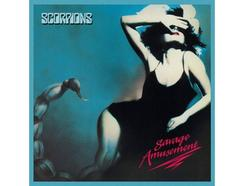 CD+LP Scorpions: Savage Amusement