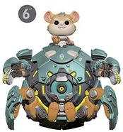 Figura FUNKO Pop! Games: Overwatch S5- Wrecking Bal 6""