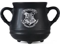Caneca 3D relieve Harry Potter