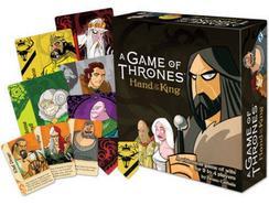 Jogo de Tabuleiro Game Of Thrones Hand Of The King
