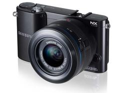 Máquina fotográfica SAMSUNG NX1000