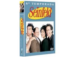 DVD Seinfeld 6 x4