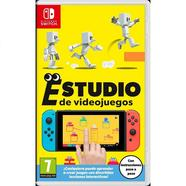 Jogo Nintendo Switch Game Builder Garage