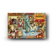 Puzzle Reis de Portugal - Dinastia de Borgonha 200 Peças