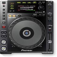 Leitor de CD DJ PIONEER CDJ-850-K