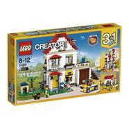 LEGO DUPLO Disney: Set Modular Villa Familiar