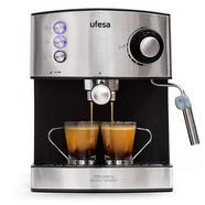 Máquina de Café UFESA CE7240 (20 bar – Café moído e pastilhas)