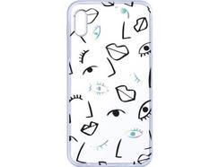 Capa iPhone 6 Plus, 7 Plus, 8 Plus KOVERMANIA Graphic15 Multicor