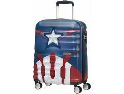 Mala de Cabine AMERICAN TOURISTER Capitão América (Marvel)