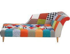 Chaise-Longue CSD Stella Patchwork