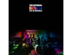 CD National – Boxer Live In Brussels (1CD)