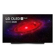 TV LG OLED 55 OLED55CX6LA 4K HDR Smart TV AI Acero