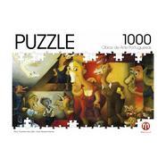 Puzzle O Patinho Feio 1000 Peças