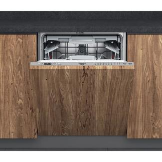 Máquina Lavar Loiça Encastre HOTPOINT HIC 3033 WLEG (14 Conjuntos – 59.8 cm – Painel Inox)