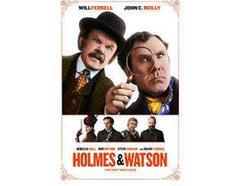 Blu-Ray Holmes & Watson (De: Etan Cohen – 2018)