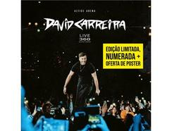 DVD David Carreira – 360 Altice Arena
