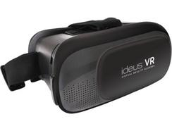 """Óculos 3D IDEUS Universal até 5.5"""" Preto"""