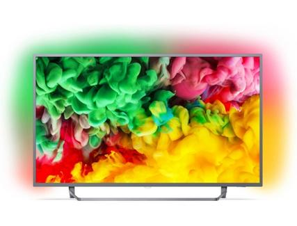 TV LED 4K Ultra HD 50'' PHILIPS 50PUS6753/12