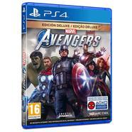 Jogo PS4 Marvel's Avengers (Deluxe Edition)