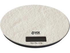 Balança de Cozinha VOX KW 1709 (Capacidade: 5 Kg – Precisão: 1 g)