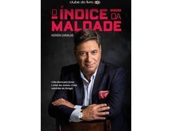 Livro O Índice da Maldade de Hernâni Carvalho
