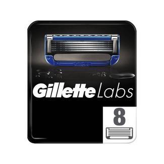 Lâminas de Substituição GILLETTE Labs (8 Un)