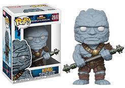 Figura FUNKO Pop! Bobble: Marvel: Thor Ragnarok – Korg