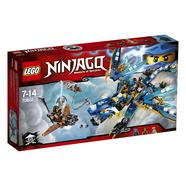 LEGO Ninjago: Dragão Elemental do Jay