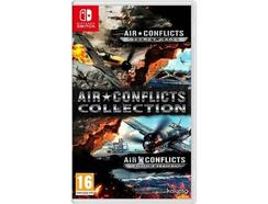 Jogo NINTENDO SWITCH Air Conflicts: Double Pack (M16)