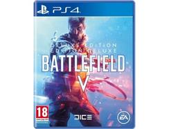 Jogo PS4 Battlefield V Deluxe Edition