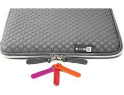 Booq Sleeve Taipan Spacesuit para Macbook 12″ Cinza