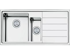 Lava Loiça SMEG LPK102D-3 (Aço inox. – 20 x 100.8 x 50.8 cm)