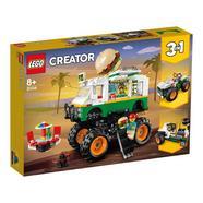 LEGO Creator: Carrinha de Hambúrgueres Gigante
