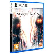 Jogo PS5 Scarlet Nexus
