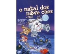 DVD O Natal dos Nove Cães