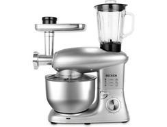 Robô de Cozinha BECKEN BKM4570 (6 L – 1400 W – 6 acessórios)