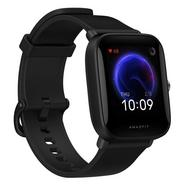 Smartwatch Amazfit Bip U – Black Preto